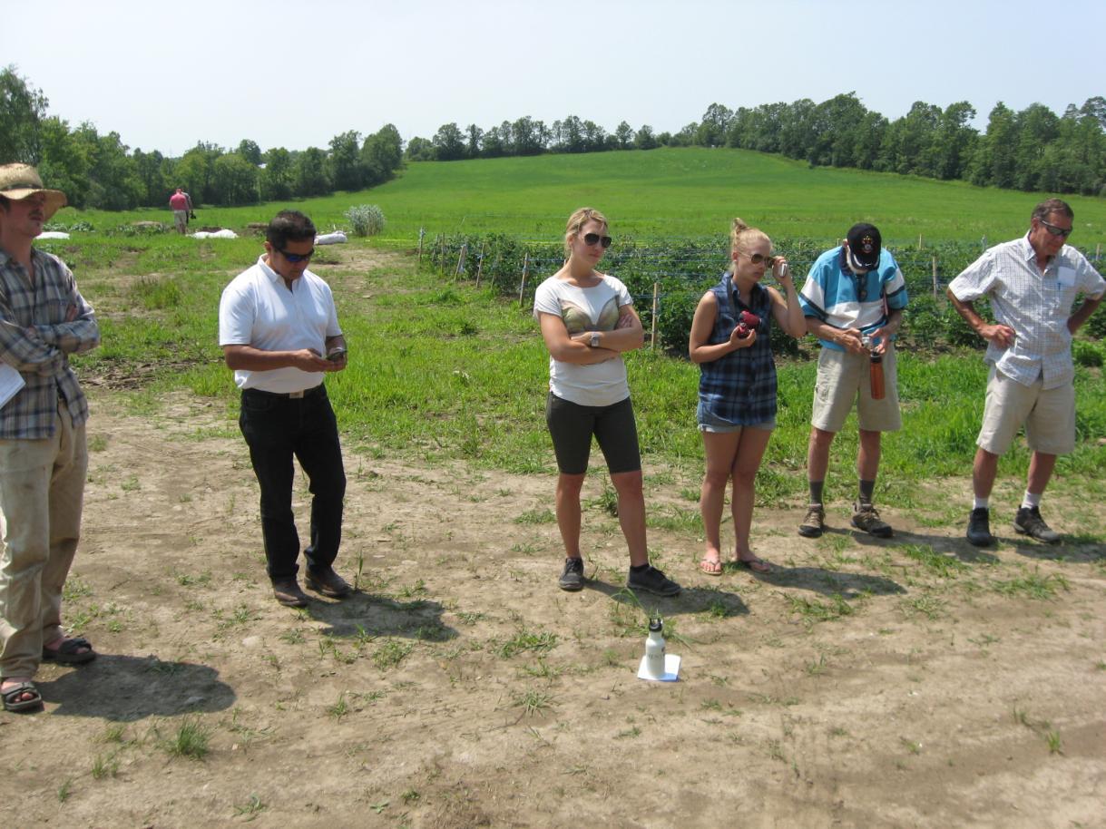 CSAYN-Canada_B-ON_F2F-Field-School_July11-2015_Summary_1