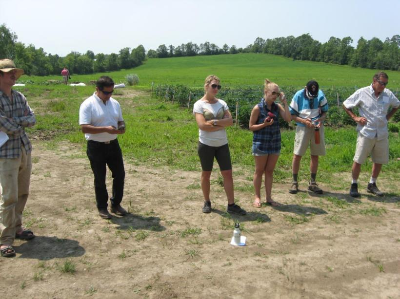 CSAYN-Canada_B-ON_F2F-Field-School_July11-2015_Summary_1